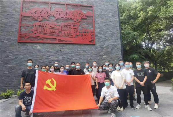 """临平新城让党史教育学习""""活""""起来!"""